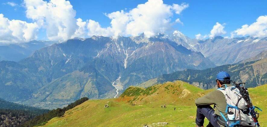 Bhrigu Lake - Solang Valley Trek