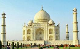 Day Tour to Agra from Delhi including Taj Mahal and Agra Fort