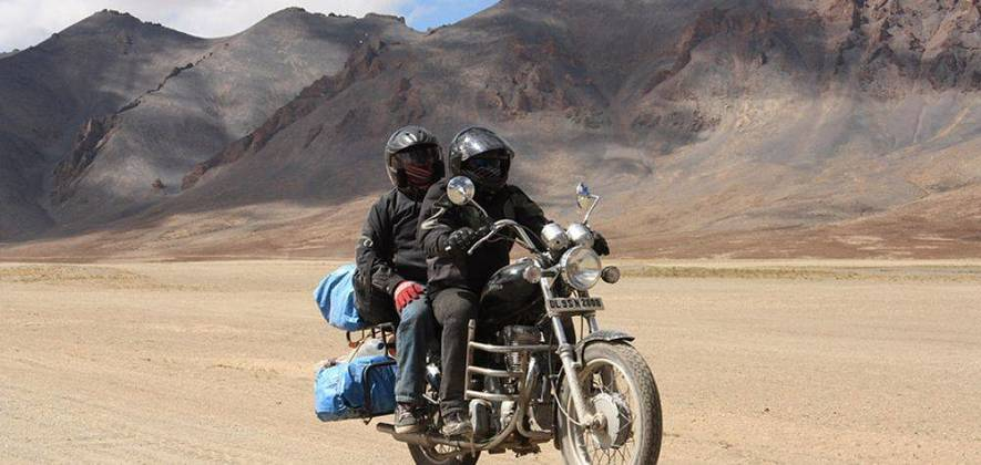 Manali to Leh: Ladakh Motorcycle Tour