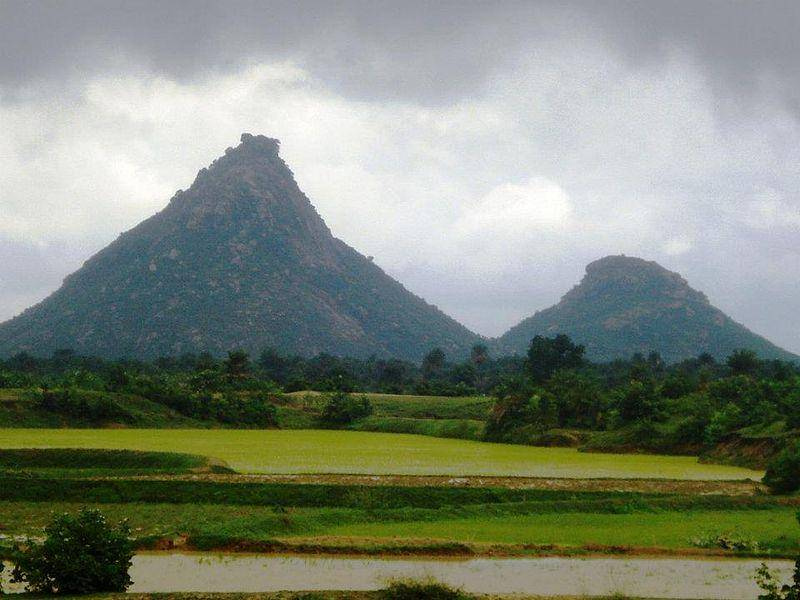 Ajodhya Hills travel guide, Places to see