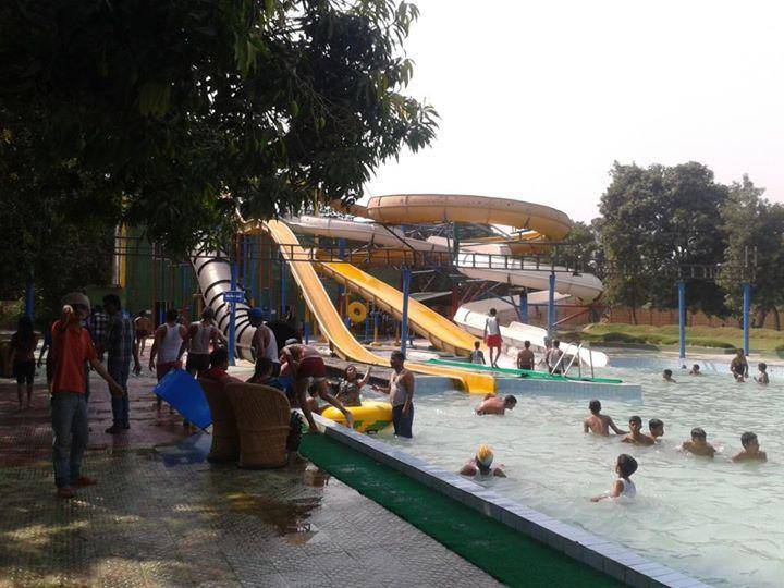 Amrapali Water Park, Lucknow Travel Guide, Places to see