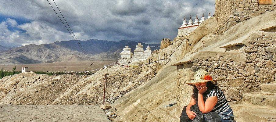 Inspiring Travelers: Interview with Swati of Lost In Maps