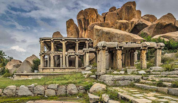 Cities Forgotten by Time: The Lost Cities of India