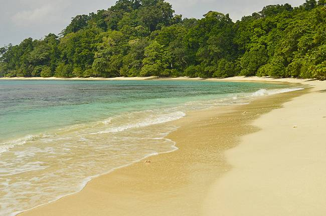 Havelock Island - Places To Visit In The Andaman