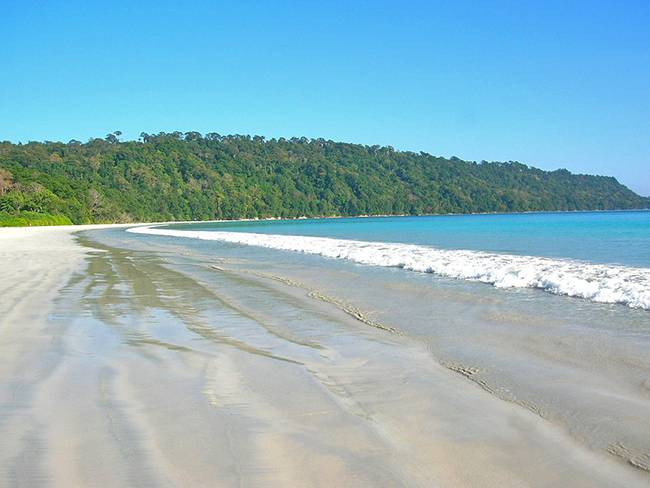 Radhanagar Beach - Places To Visit In The Andaman