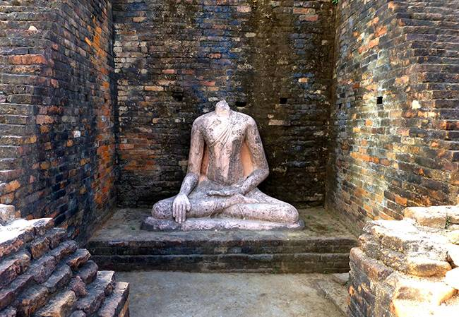 Buddhists Holy Places in India: Kesariya