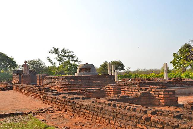 Buddhists Holy Places in India: Nagarjunakonda