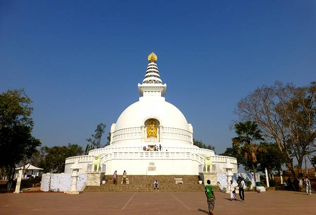 Buddhists Holy Places in India: Rajgir