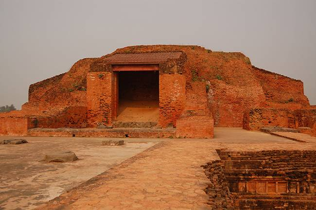 Buddhists Holy Places in India: Vikramshila