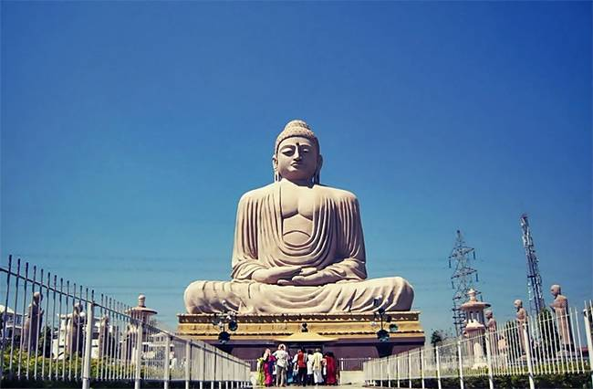 Buddhists Holy Places in India: Bodh Gaya