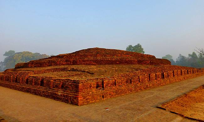 Buddhists Holy Places in India: Kapilvastu