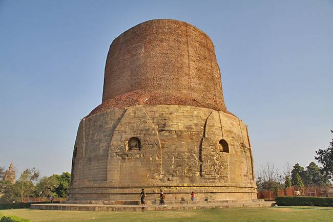 Buddhists Holy Places in India: Sarnath
