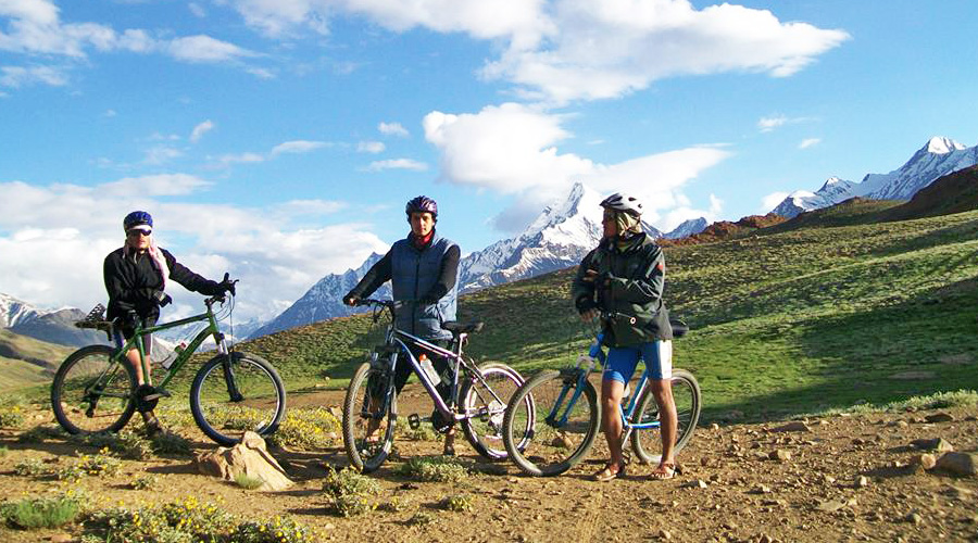 Explorati Rajat-Mountain Himalayan Bicycling Expedition In Spiti Himachal