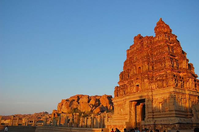 Hampi - Top Must See Places in India