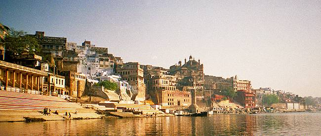Varanasi Ghats - Top Must See Places in India