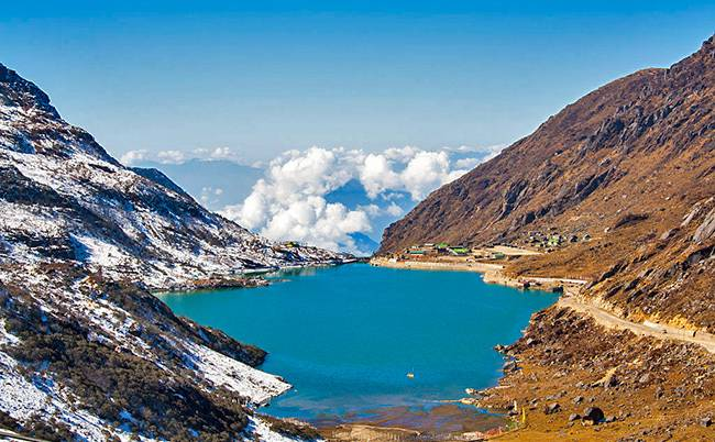 Tsongmo Lake - Tsongmo Lake Sikkim, Changu Lake