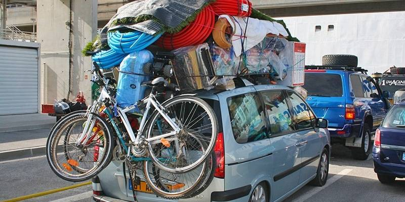 The Do's and Don'ts of a Great Indian Road Trip - Luggage