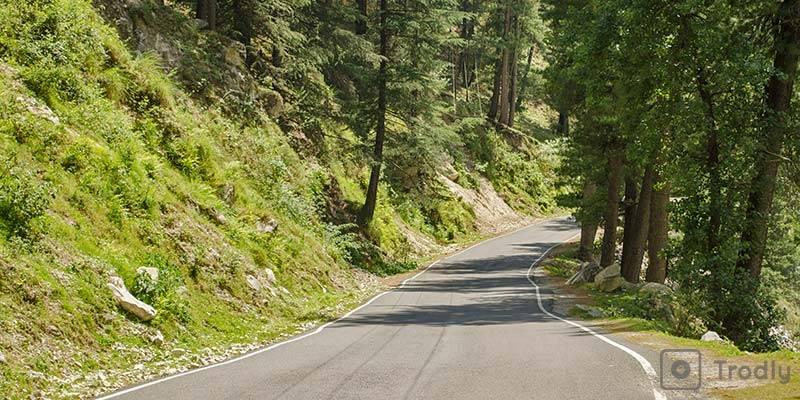 Kasol, Parvati Valley - Bike Trip