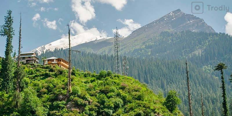 Kasol, Parvati Valley - Kheerganga Trek