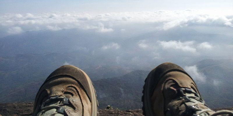 Kumara Parvatha Trek - View