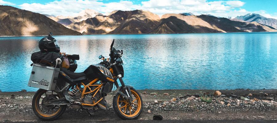 Ladakh to Pangong Tso