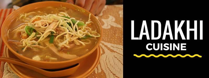 Ultimate guide to Ladakh - Food in Ladakh