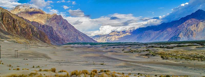 Ultimate guide to Ladakh - Places to Visit - Nubra Valley