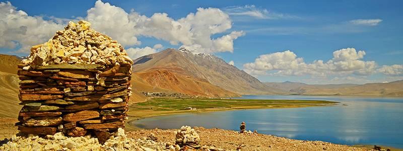 Ultimate guide to Ladakh - Places to Visit - Tso Moriri Lake