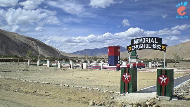 Chushul, Ladakh