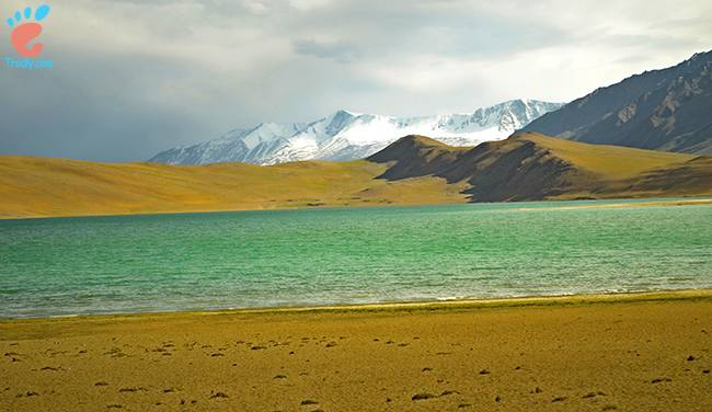 Ladakh - Kiagar Tso