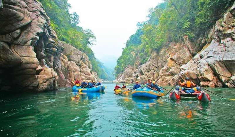 Rafting - Things To Do in Mumbai for Adventure