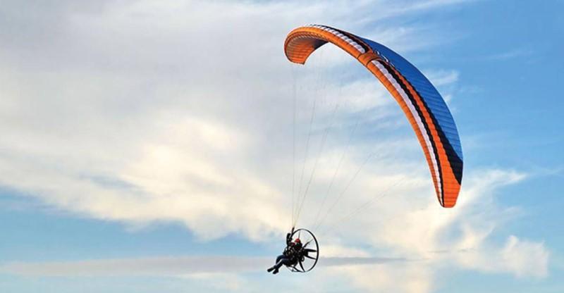 Paramotoring - Things To Do in Mumbai for Adventure