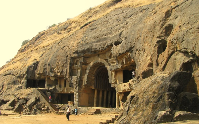 Caves around Mumbai - Bhaja Caves
