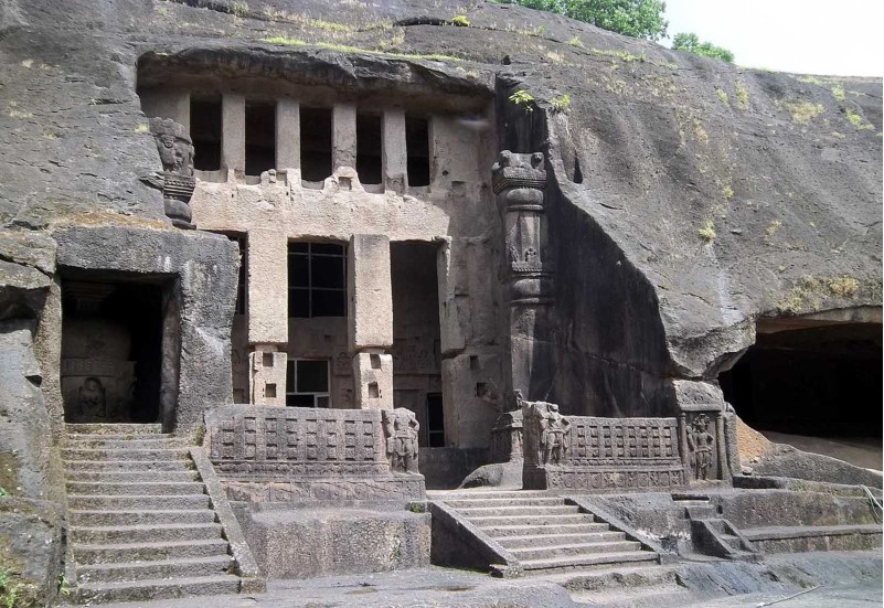 Caves near Mumbai - Kanheri Caves