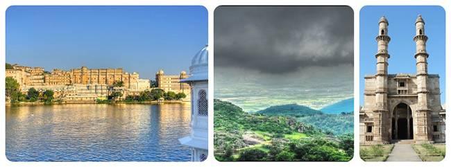 Best Road Trips from Mumbai: Champaner Pavagadh Mount Abu Udaipur
