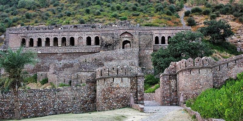 Mysterious Places of India - Bhangarh Fort, Rajasthan