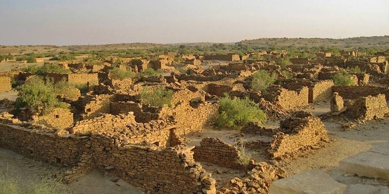 Mysterious Places of India - Kuldhara Rajasthan