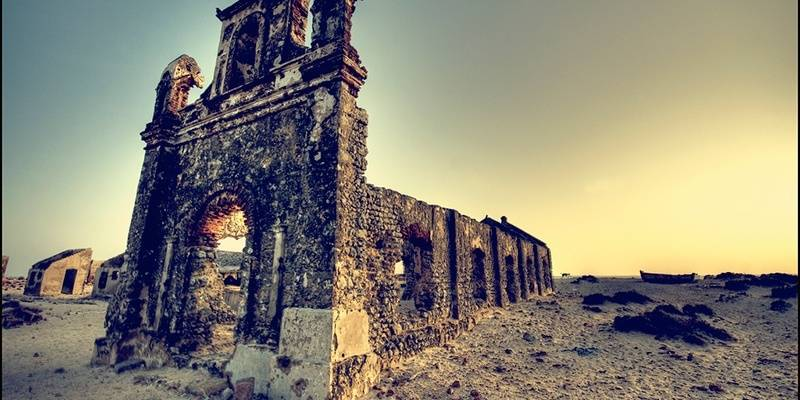 Mysterious Places of India - Dhanushkodi