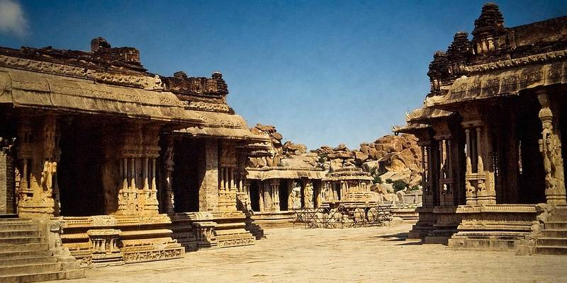 Mysterious Places of India - Hampi, Karnataka