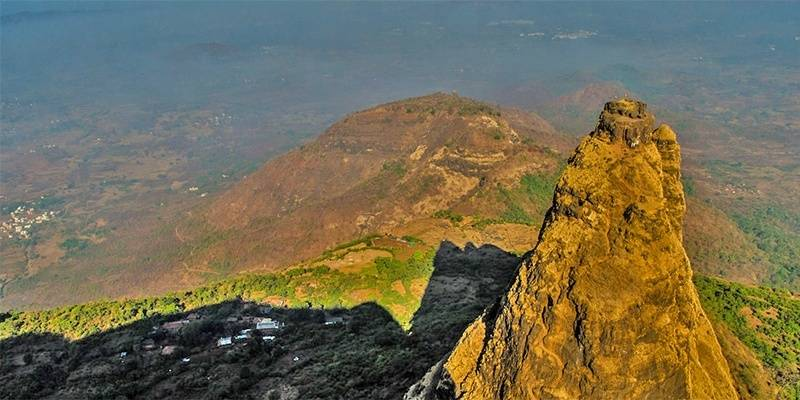 Mysterious Places of India - Prabalgad Fort, Panvel