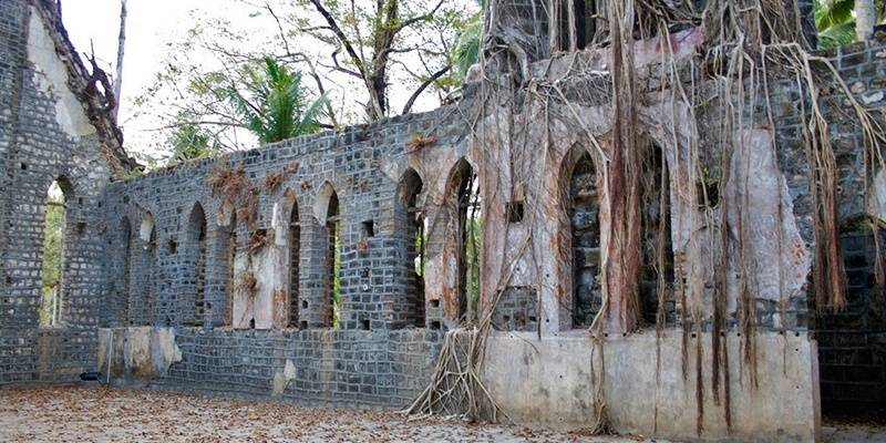 Mysterious Places of India - Ross Island, Andamans