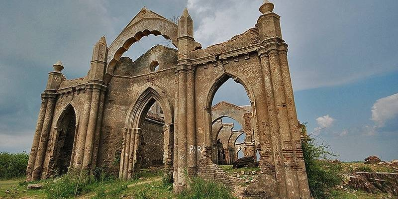 Mysterious Places of India - Shettihalli Rosary Chruch, Karnataka
