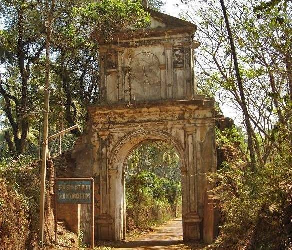 Mysterious Places of India - Velha, Goa