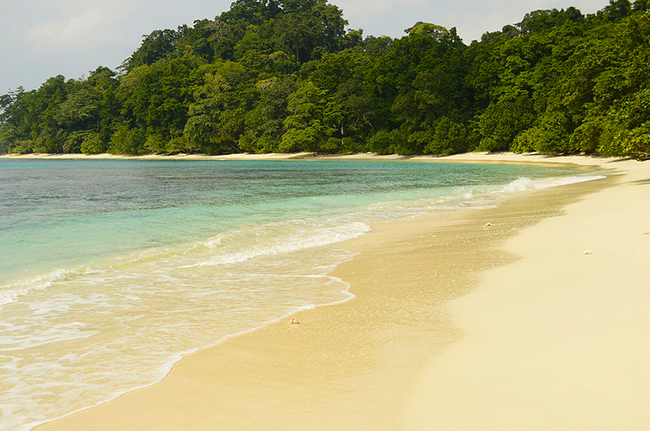 Off the Beaten Path Honeymoon Destinations India : Andamans