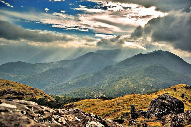 Hill Stations of South India: Ponmudi kerala