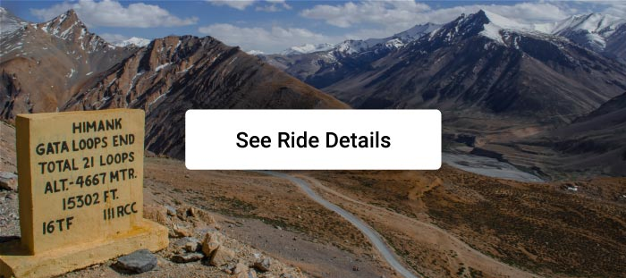 Tso Moriri Bike Tour - Ladakh Bike Trip Itinerary
