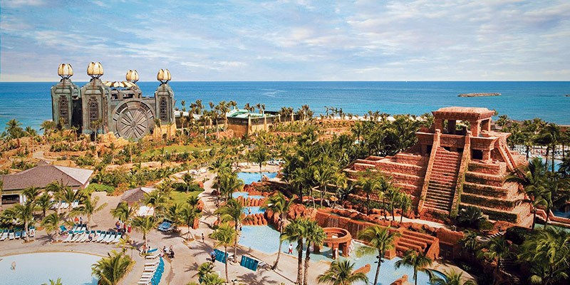 Best Theme Parks in UAE - Aquaventure Waterpark