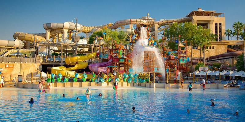 Best Theme Parks in UAE - Wild Wadi Waterpark