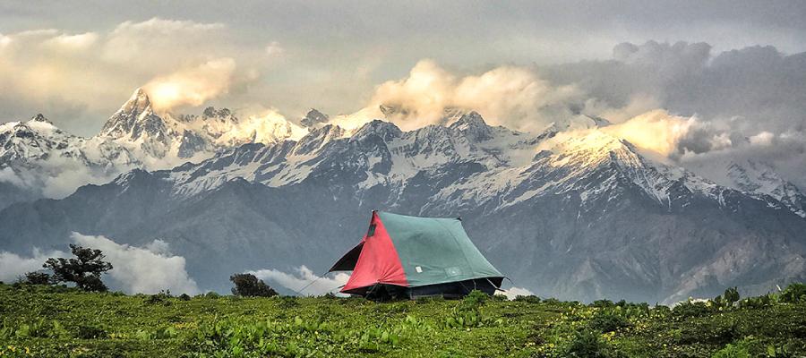 Uttarakhand Dayara Bugyal Trek
