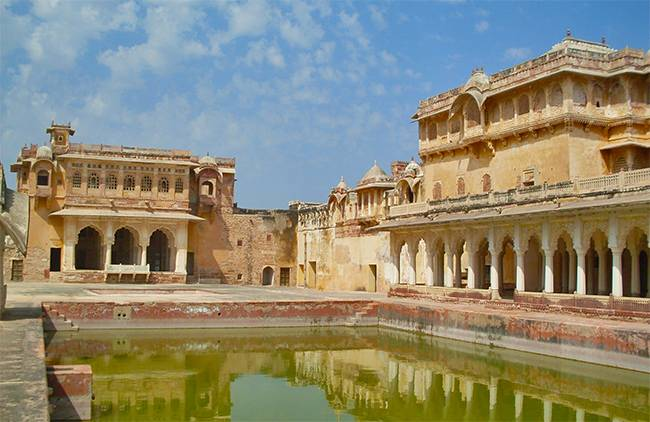 Places to Visit in Rajasthan - Nagaur Fort